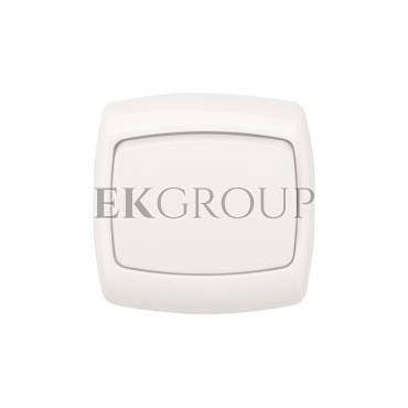 Bingo Łącznik jednobiegunowy 10A biały WPt-1B WPT1B01-161613