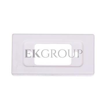 Simon Connect Plytka K45/2 gniazda video VGA /D-Sub 15/ czysta biel K100/9-152522