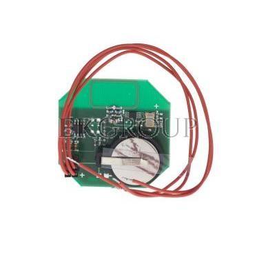 Nadajnik sterowania radiowego dwuprzyciskowy 3V CR2032 868MHz fi52 RS-N2-174784