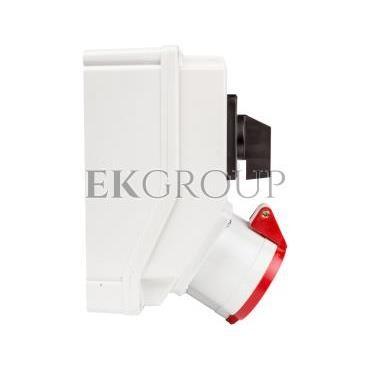 Zestaw instalacyjny z gniazdem 32A 5P RS-Z (0-1) czerwony 6274-00-174813