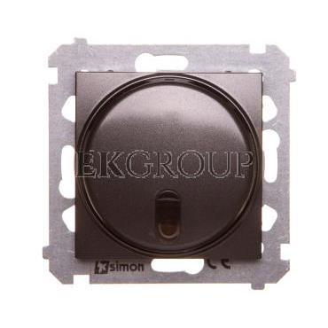 Simon 54 Ściemniacz zdalnego sterowania 20-500W antracyt  DS13T.01/48-172743