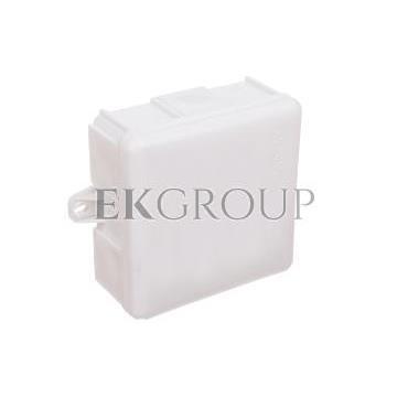 Puszka natynkowa hermetyczna odgałęźna 6 wyjść IP55 biała MZ EP-LUX 0226-10-171787