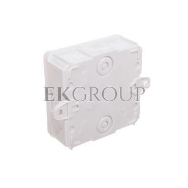 Puszka natynkowa hermetyczna odgałęźna 6 wyjść IP55 biała MZ EP-LUX 0226-10-171788