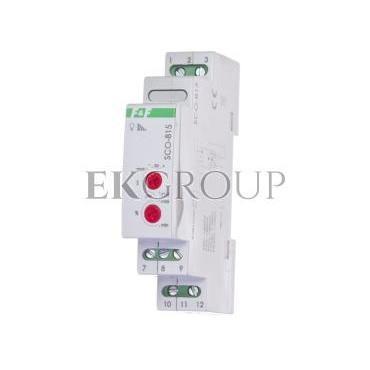 Ściemniacz uniwerslany (R, L, C i ELS) 100-300W 8-230V AC/DC modułowy SCO-815-172915