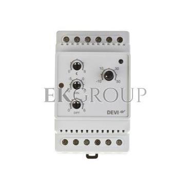 Termostat DEVIreg 316 230V 16A -10-50°C IP20 140F1075-166775