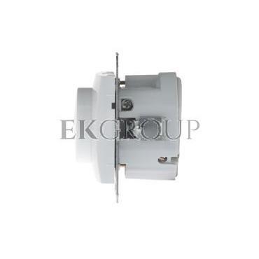 CARLA Ściemniacz obrotowy 40-400VA 250V biały 1717-10-172835
