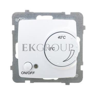 KARO Regulator temperatury /czujnik podłogowy/ biały RTP-1S/m/00-166820
