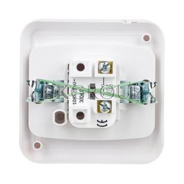 COSMO Przycisk /dzwonek/ biały 300404-169795