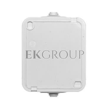 HYDRO Przycisk hermetyczny /dzwonek/ IP44 biały 120404-170156