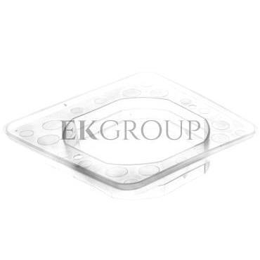 COSMO LINE Uszczelka do łaczników i przycisków transparentna 331270-173442