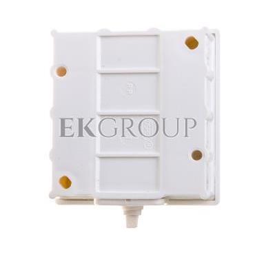 LAMBDA Przycisk hermetyczny /dzwonek/ IP44 biały ŁNH-6L/00-170176