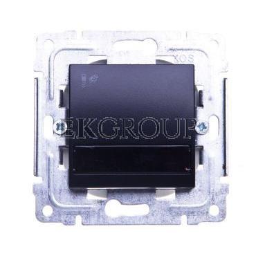 DANTE Ściemniacz elektroniczny 40-400W czarny 450962-173230