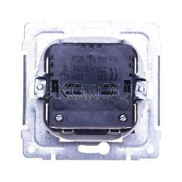 DANTE Ściemniacz elektroniczny 40-400W czarny 450962-173231