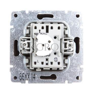 KOS66 Przycisk /dzwonek/ podświetlany grafit 626014-169929