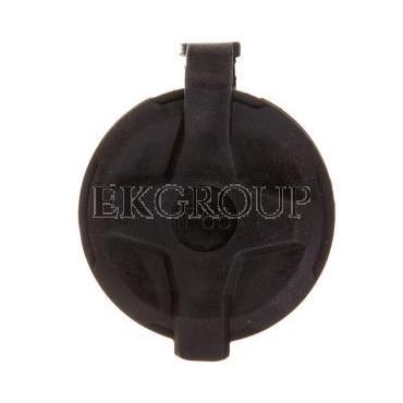Gniazdo gumowe przenośne z/u 10/16A 250V 2P Z IP65 P0044-168564