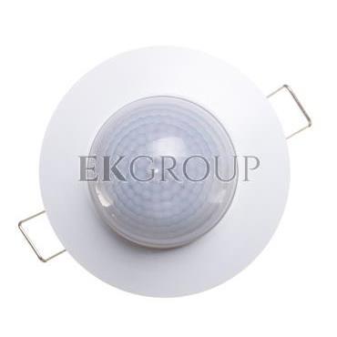 Czujnik ruchu 1200W 360 stopni do sufitów podwieszanych 3 sensory PIR biały OR-CR-222-167384