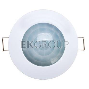 Czujnik ruchu 1200W 360 stopni do sufitów podwieszanych /regulacja soczewki czujnika/ biały OR-CR-207-167385