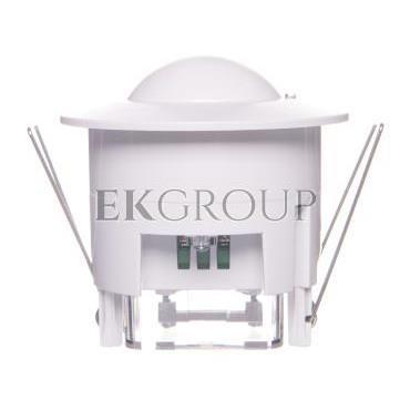 Czujnik ruchu mikrofalowy do sufitów podwieszanych, 5.8GHz 1200W 360 stopni 3-2000lx biały OR-CR-218-167404