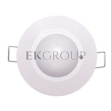 Czujnik ruchu mikrofalowy do sufitów podwieszanych, 5.8GHz 1200W 360 stopni 3-2000lx biały OR-CR-218-167405