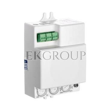 Czujnik ruchu mikrofalowy mini 5.8GHz 500W 180/360 stopni 3-2000lx biały OR-CR-214-167409