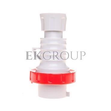 Wtyczka przenośna 5P 16A 400V czerwona IP66/IP67/IP68/IP69 6H IEC 309 HP GW60042H-174183
