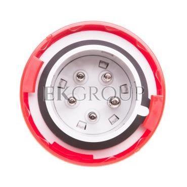 Wtyczka przenośna 5P 16A 400V czerwona IP66/IP67/IP68/IP69 6H IEC 309 HP GW60042H-174184