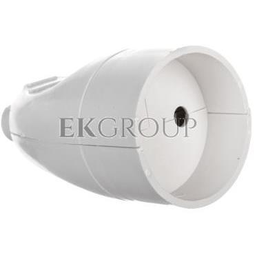 Gniazdo przenośne b/u 16A 2P 250V białe GN-161-168570