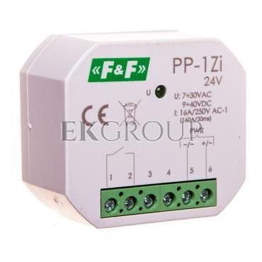 Przekaźnik elektromagnetyczny 1Z 16A 7-30V AC / 9-40V DC (160A/20ms) PP-1Zi 24V-168789
