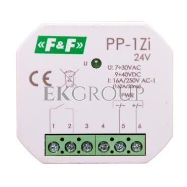 Przekaźnik elektromagnetyczny 1Z 16A 7-30V AC / 9-40V DC (160A/20ms) PP-1Zi 24V-168790