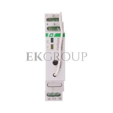 Radiowy ściemniacz uniwersalny 230V - montaż DIN 85-265V AC/DC FW-D1D-168645