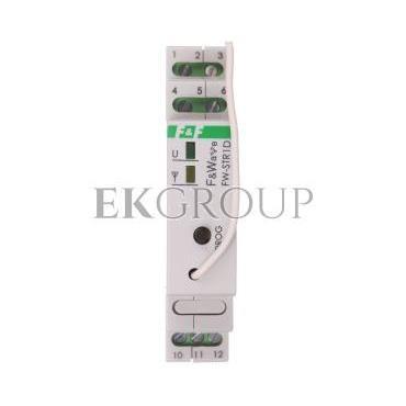 Radiowy sterownik rolet 230V- montaż DIN 85-265V AC/DC FW-STR1D-168656