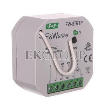 Radiowy sterownik rolet 230V- montaż p/t 85-265V AC/DC FW-STR1P-168839