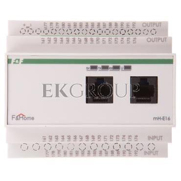 FHome Moduł 16 wejść   wejść urządzeń silnikowych 24V DC mH-E16 LEVEL 2-168659
