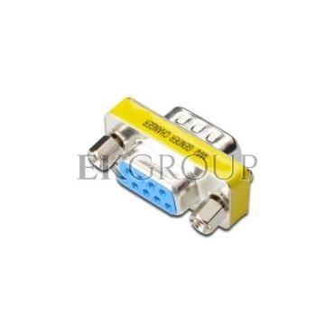 Adapter DSUB9/DSUB9 M/Ż AK-610502-000-I -175046