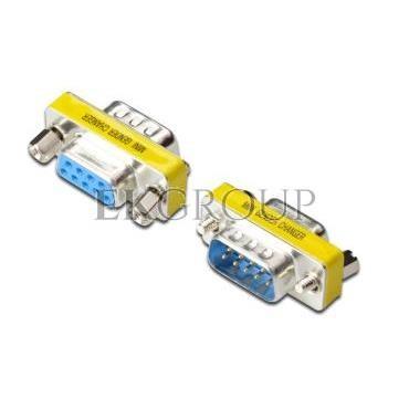 Adapter DSUB9/DSUB9 M/Ż AK-610502-000-I -175047