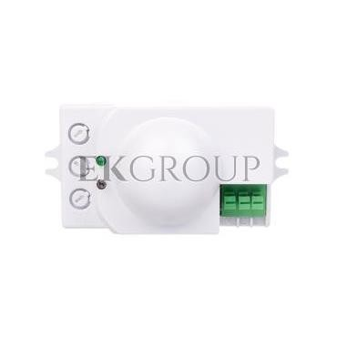 Czujnik ruchu mikrofalowy ROLF JQ-L biały 08820-167265