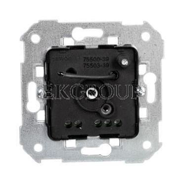 Simon 82 Termostat 5-35stC do sterowania ogrzewaniem i klimatyzacją mechanizm 75503-39-174731