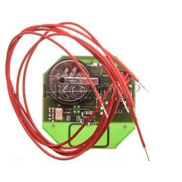 Nadajnik sterowania radiowego trzyprzyciskowy 3V CR2032 868MHz fi52 RS-N3-174682
