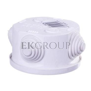 Fast-Box Puszka natynkowa hermetyczna pojedyncza 65x35mm IP44 biała 0240-00-172096