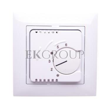 Sentia Regulator temperatury 230V 5A 5-30st biały 1464-00-166951