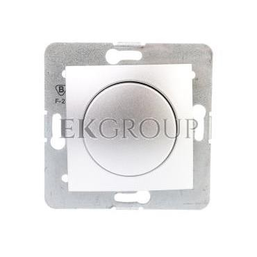CARLA Ściemniacz obrotowy 40-400VA 250V srebrny 1717-16-172889
