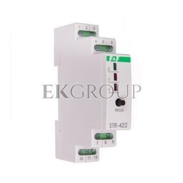 STR Sterownik rolet jednoprzyciskowy STR-422 24V-168748