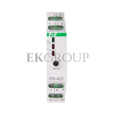 STR Sterownik rolet jednoprzyciskowy STR-422 24V-168749