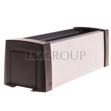 Simon Connect Podstawa Ofiblok Plus podstawa 3xK45 szary grafit KFP103/14-167006