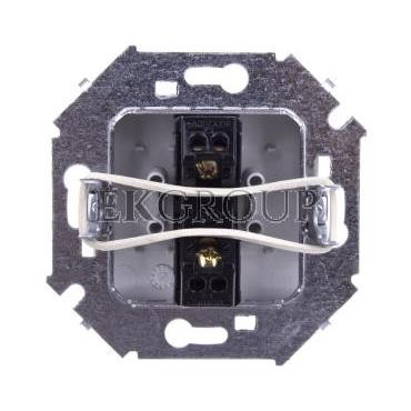 Simon 15 Przycisk /dzwonek/ aluminium metalizowane 1591659-026-169892