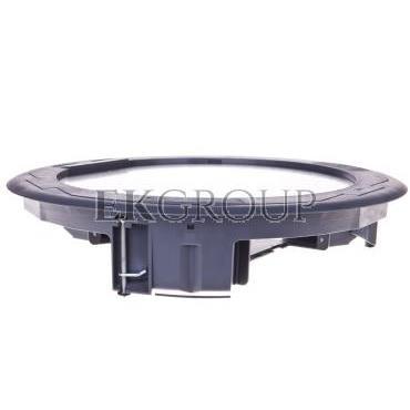 Simon Connect Puszka KF podłogowa okrągła fi 300mm 6xK45 kątowa szara KF300C/1-166704