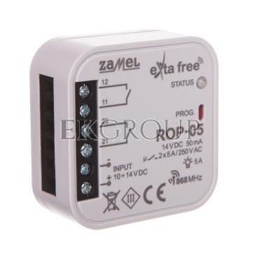 Radiowy odbiornik dopuszkowy ROP-05 EXF10000091-168814