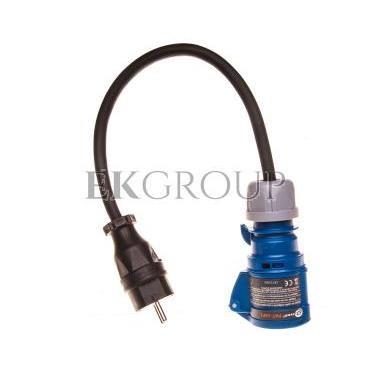 Adapter gniazd przemysłowych 16A WAADAPAT16F1-169417