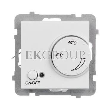 SONATA Regulator temperatury /czujnik napowietrzny/ biały RTP-1RN/m/00-166931