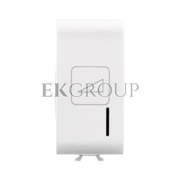 Ściemniacz przyciskowy 40-300VA 1 moduły biały GW10902-173270
